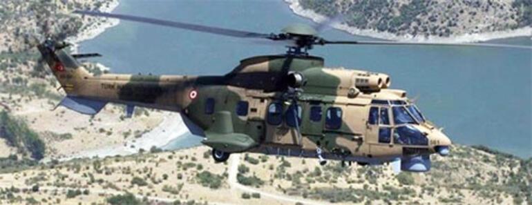 Son dakika... Şırnakta askeri helikopter düştü: 13 asker şehit