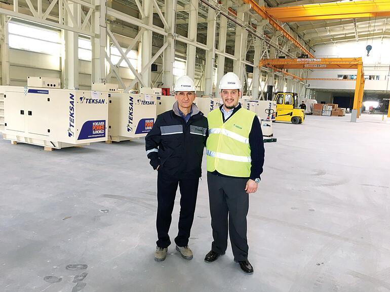 Jeneratörü Grönland'a uzandı, ikinci fabrika için KOSBAŞ'ı seçti