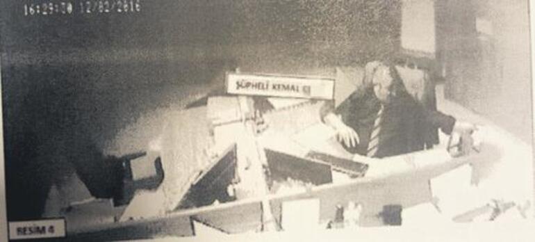 İstanbulda tapudaki rüşvet çetesi kamerada