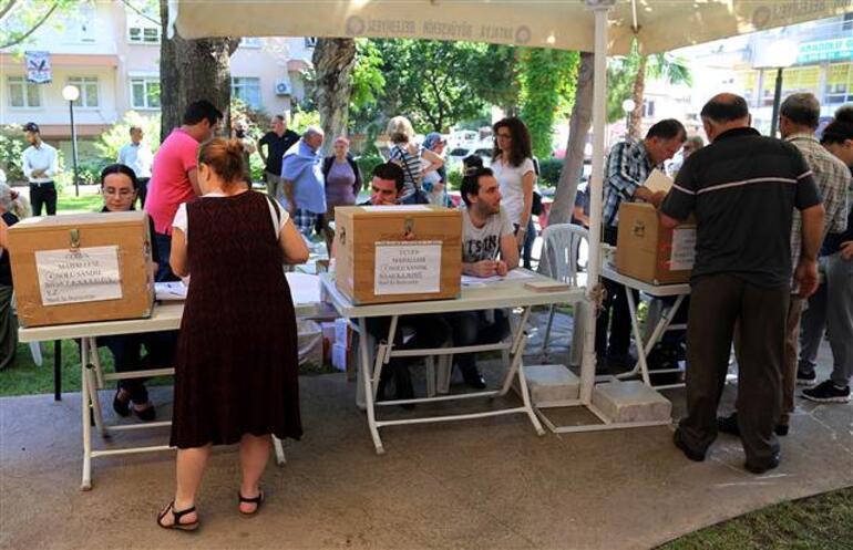 Üçgen otoparkına vatandaşlardan veto