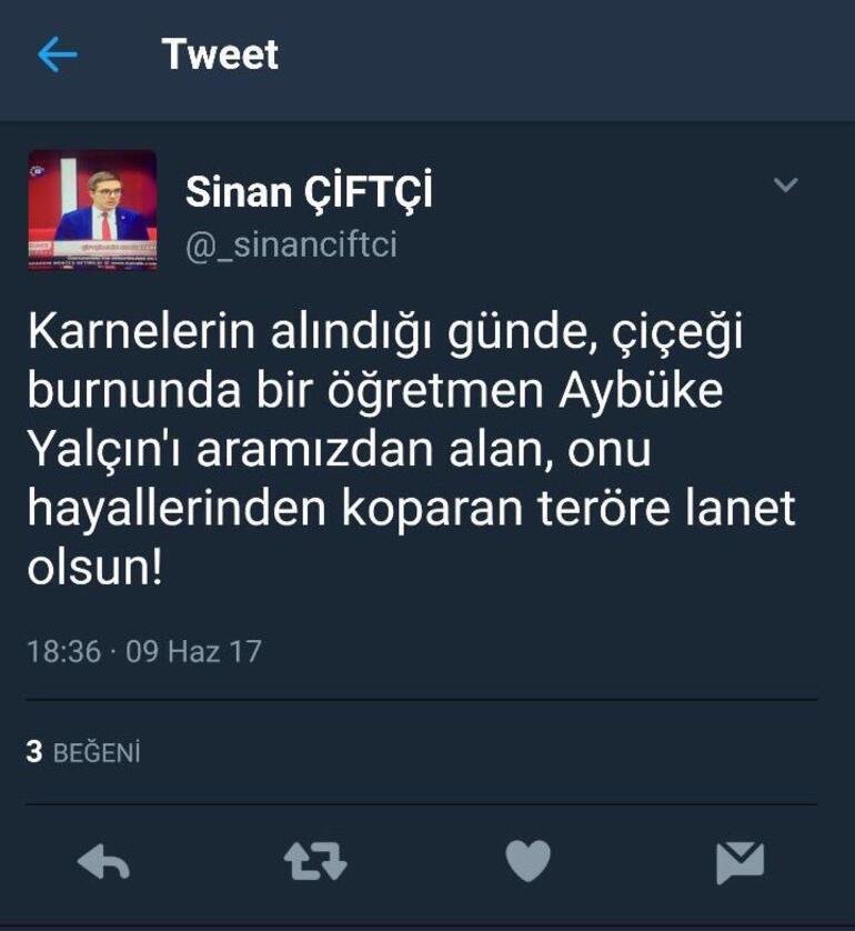 Kılıçdaroğluyla aynı mesajı tweet atan Burhan Kuzudan açıklama