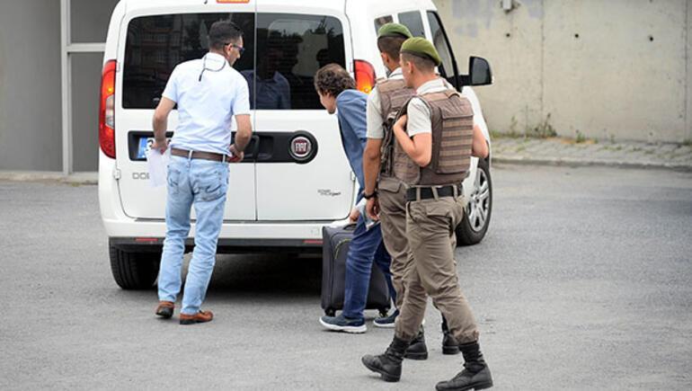Topbaşın damadı Ömer Faruk Kavurmacı ve Hüseyin Çapkın tutuklandı