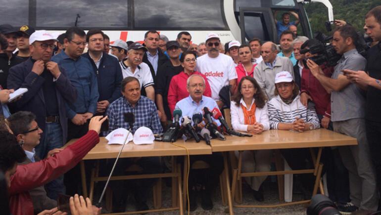 Kılıçdaroğlu: İnatla, azimle yürüyeceğim