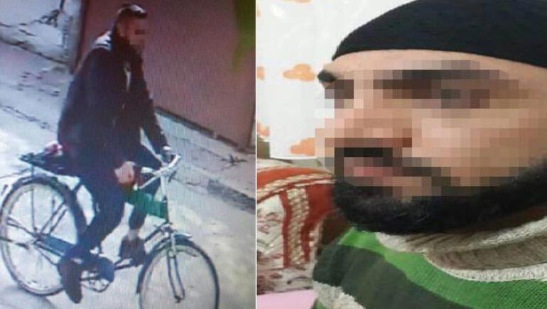 Bisikletle tacizde yeni gelişme: Eşi yakalattı
