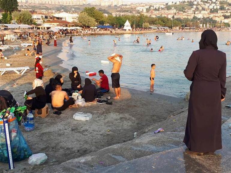 Büyükçekmece Belediye Başkanından Suriyelilere plaj uyarısı geldi...