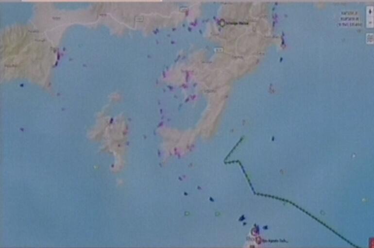 Son dakika... Yunan Sahil Güvenlik botu Türk gemisine ateş açtı