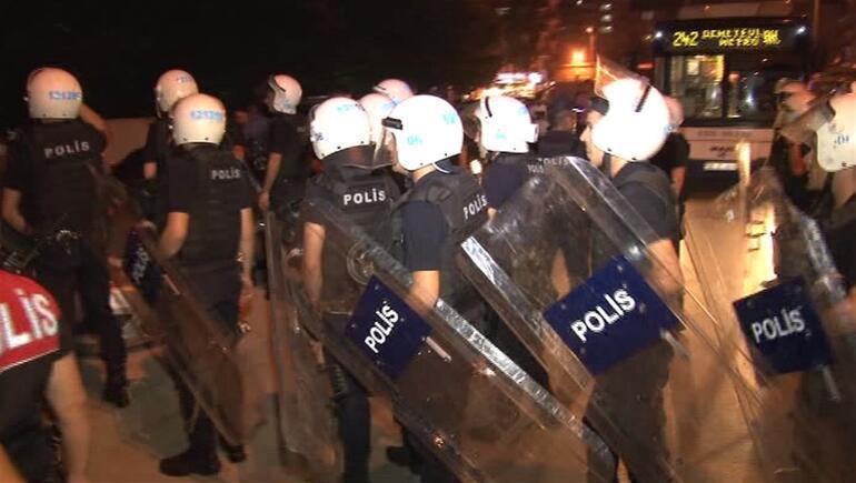 Ankarada Suriyelilerle vatandaşlar arasında gerginlik