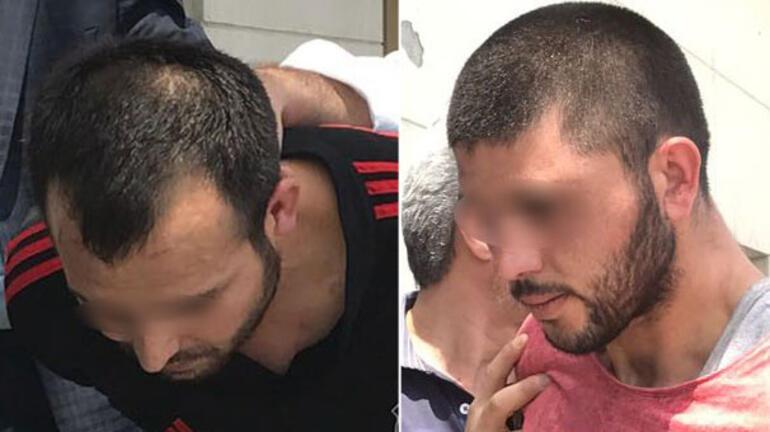 Sakaryada Suriyeli anne ile oğlunu öldürenleri son dakikada yüzlerce kişi linç etmek istedi