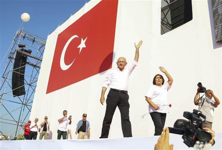 Kılıçdaroğlu'nun konuşmasından satırbaşları…