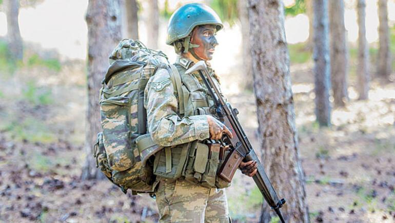 Türkiye'nin ilk kadın komandosu olacak: Babasının kızı