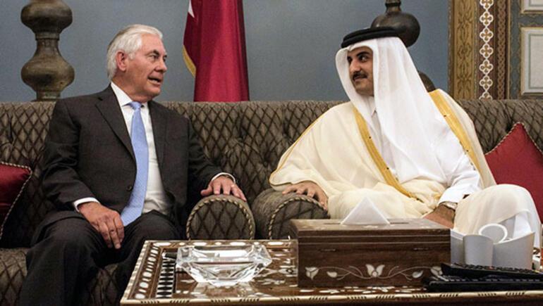 ABD ve Katar arasında flaş gelişme