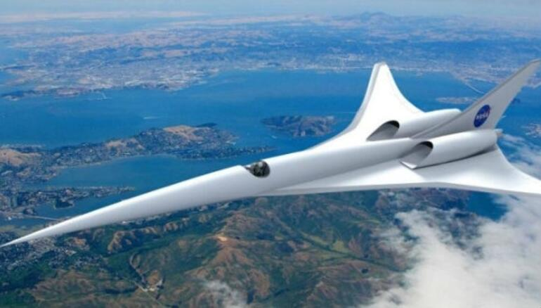 Seramik kaplama hipersonik uçaklar yolda