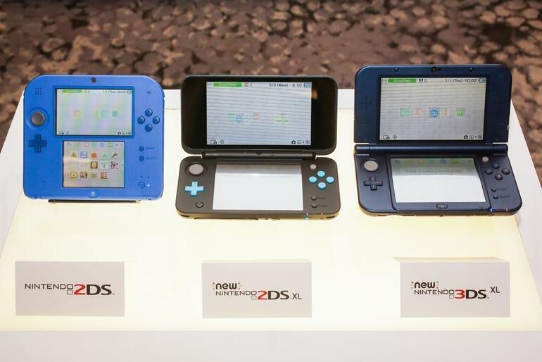 Nintendo 3DS üretimi durduruldu