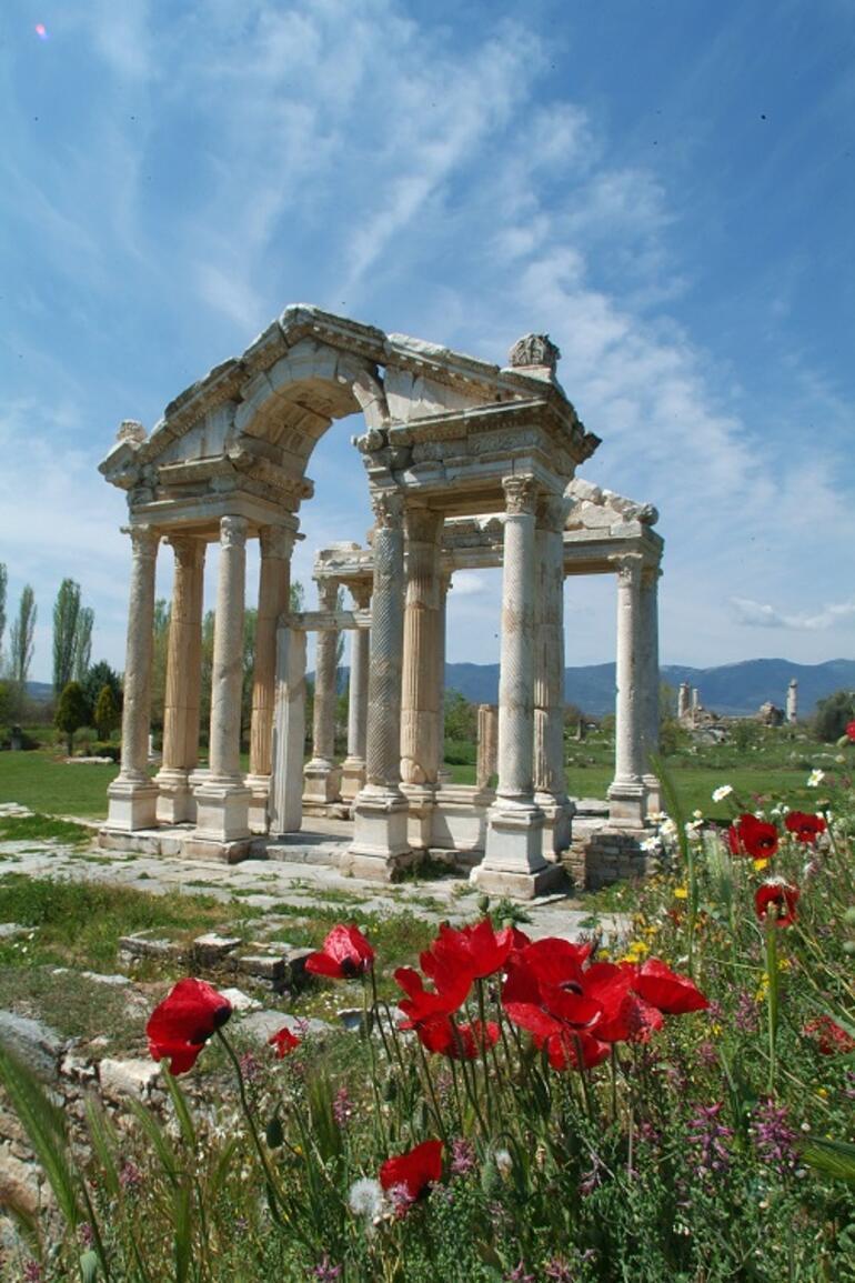 Aphrodite'nin Kutsal Kenti artık bir Dünya Mirası...
