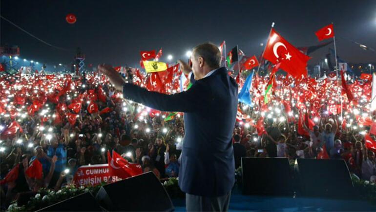 Cumhurbaşkanı Erdoğan: FETÖcülerin şuan daha iyi günleri