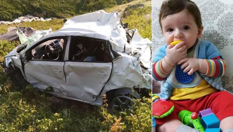 Şavşatta kaza: Aynı aileden 4 kişi öldü