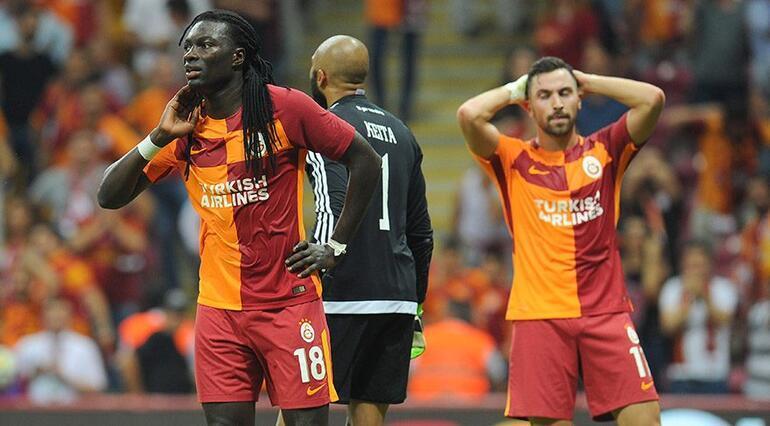 Galatasaray Avrupaya veda etti