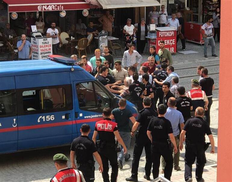 Halk otobüsünde askerlere saldıranlar için karar çıktı...