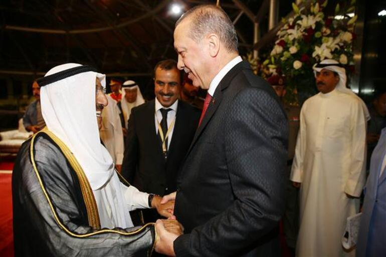 Cumhurbaşkanı Erdoğandan Körfezde kritik mesajlar