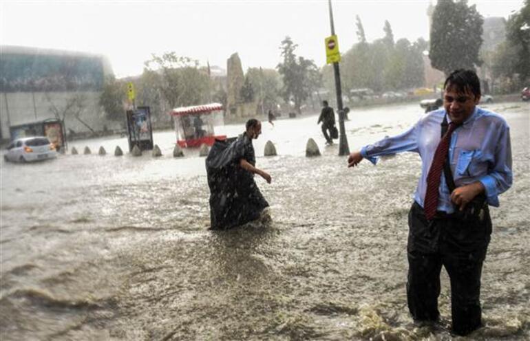 Sağanak, fırtına, dolu... İstanbulu neden bu kadar şiddetli vurdu