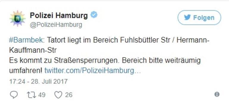 Almanyada bıçaklı saldırı 1 ölü