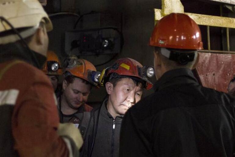 Rusyada maden ocağını su bastı: 17 kayıp