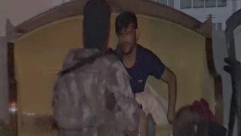 İstanbulda uyuşturucu operasyonu: 14 gözaltı