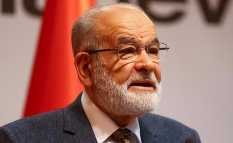 Saadet Partisinin muhalefete çatı aday olarak önereceği isim belli oldu...