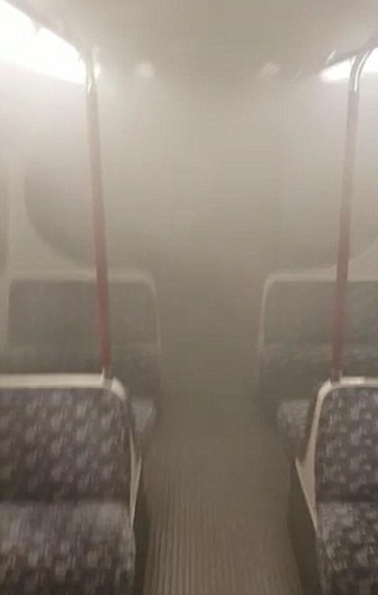 Londra'da metro istasyonu boşaltıldı