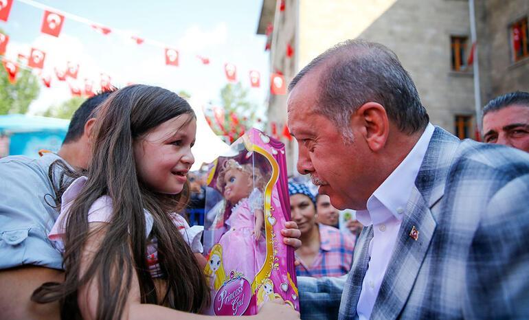 Cumhurbaşkanı Erdoğana sesini duyurmak için her şeyi yaptı