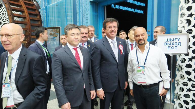 Kazakistan yeniden radarda