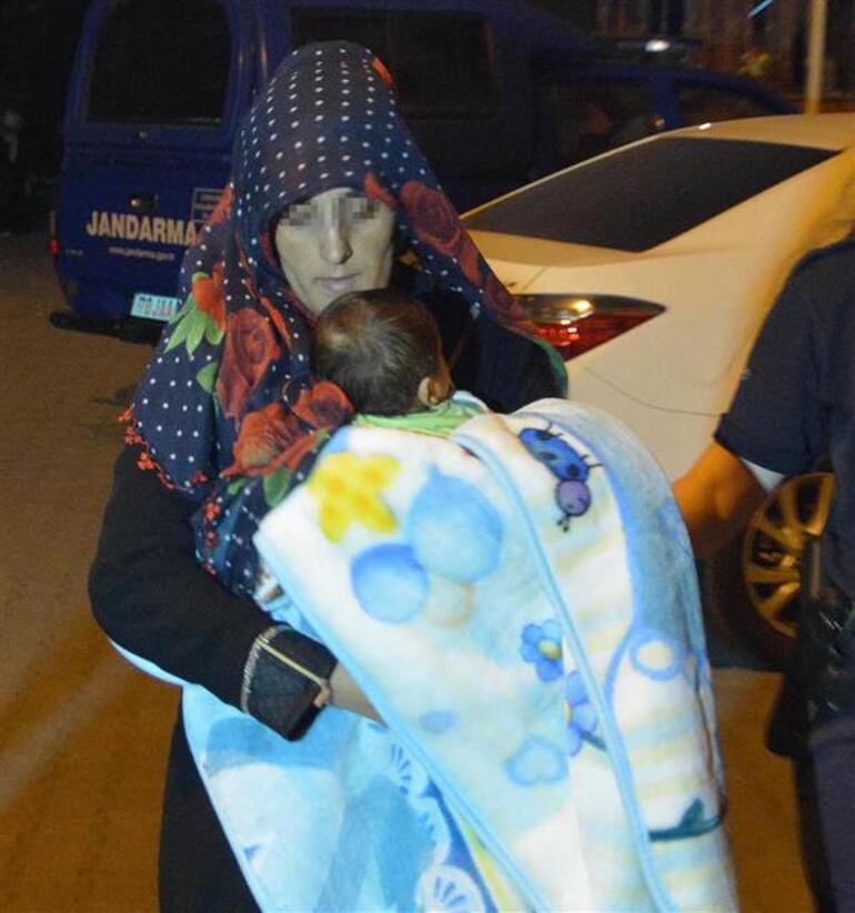 Üvey annesi bu hale getirdi, tutuklandı