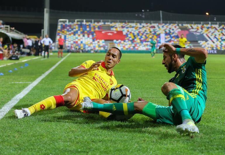 Yeni sezon eski Fener Nefes kesen maçta 4 gol...