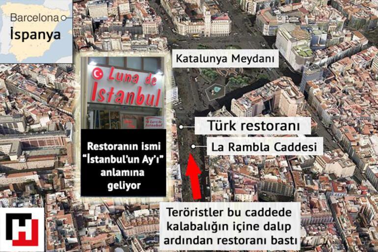 Üç günde yurt dışında ikinci Türk restoranı terörün hedefi oldu