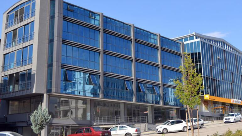 İşte Akşener'in genel merkez binası