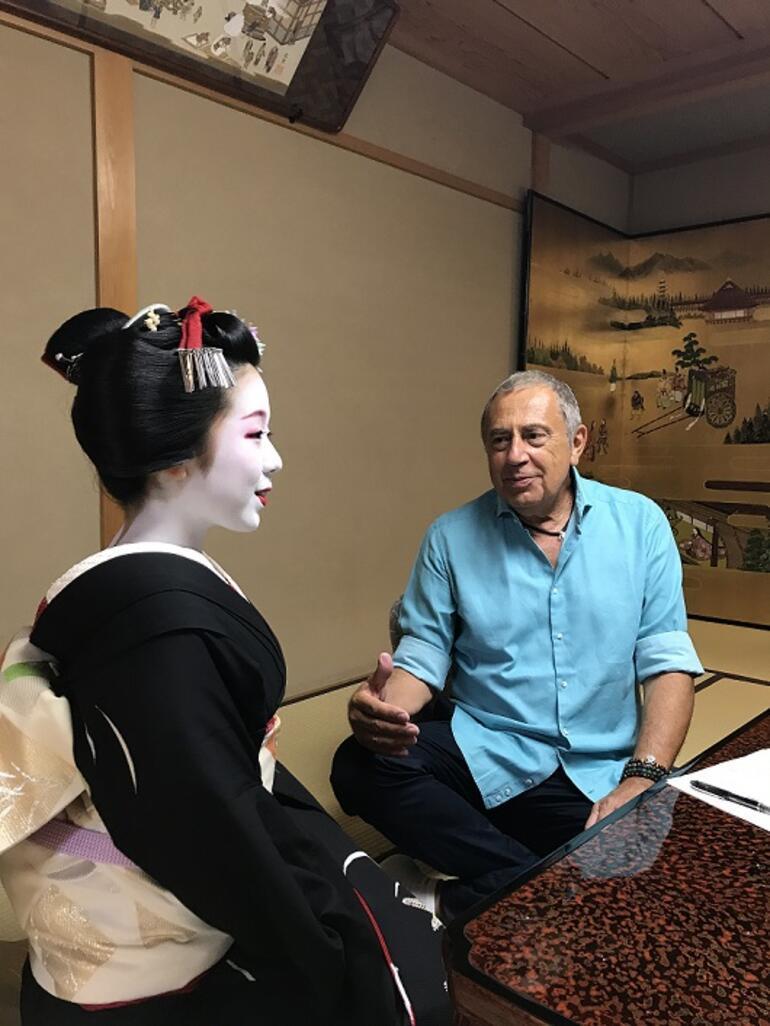 Japon gelin Türk kültürüne sahip çıkıyor
