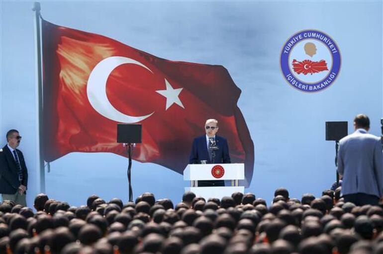 Erdoğan, İstanbul Emniyetinin yeni yerini açıkladı