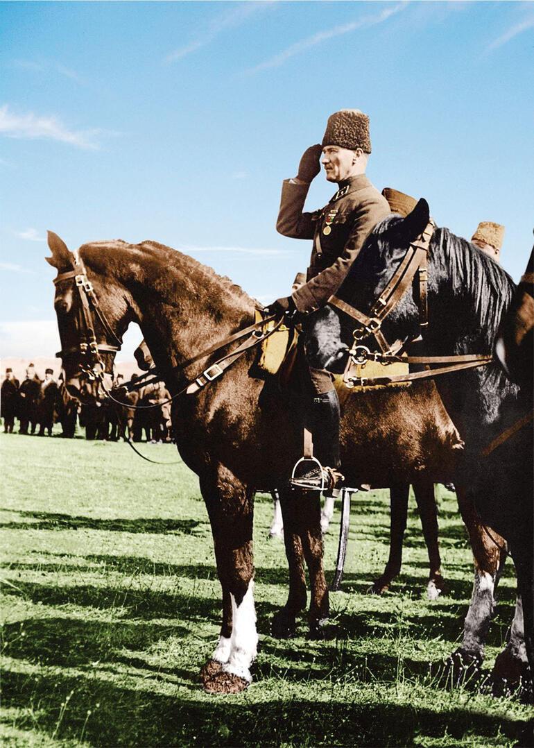 Mustafa Kemal Pasa ve Başkumandanlık Meydan Muharebesi
