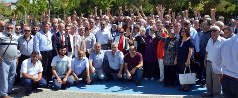 549 kişi daha MHPden istifa etti