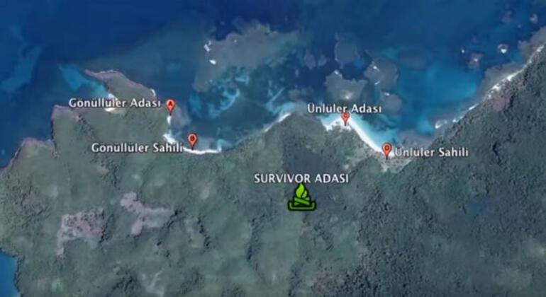 Irma Kasırgası, Survivorı vurdu