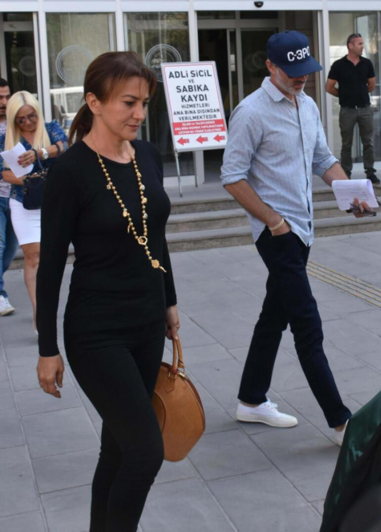 Murat Başoğlu ile Hande Bermek boşandı