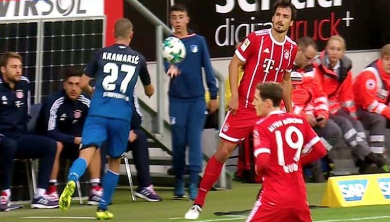 Almanyanın konuştuğu Türk O topu atmasaydı...