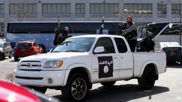 Rusyadan DEAŞa cihad-mobil cip sevkıyatı