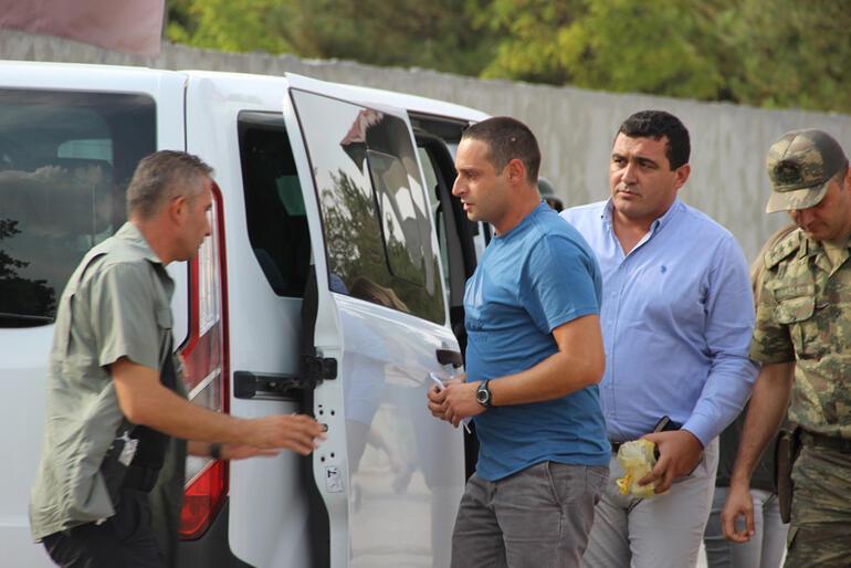 Kerem Kılıçdaroğlu, Sivas'ta birliğine teslim oldu