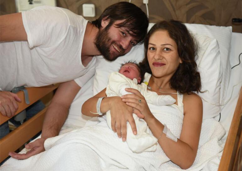 Sadi Celil Cengiz ikinci kez baba oldu