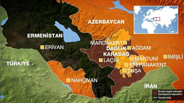 Ermenistan'dan sürpriz Azerbaycan açıklaması