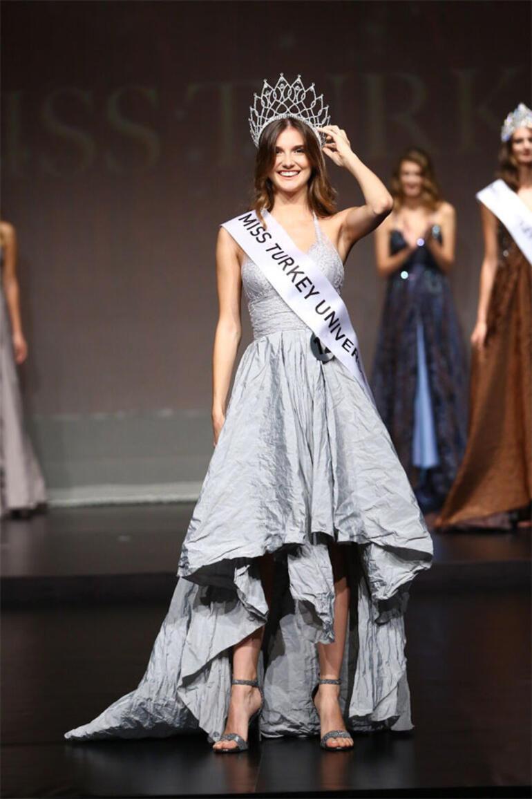 Miss Turkey 2017 birincisi belli oldu... Itır Esen kimdir