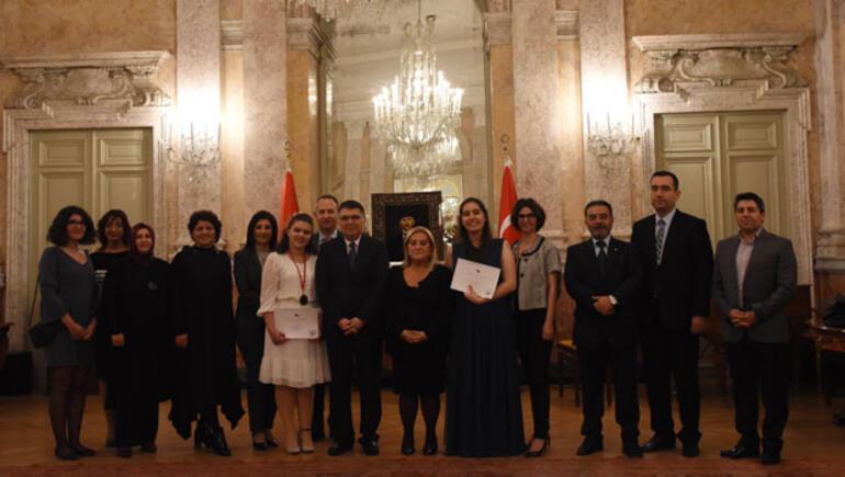 Türk piyanistler Viyana'dan birinci oldu