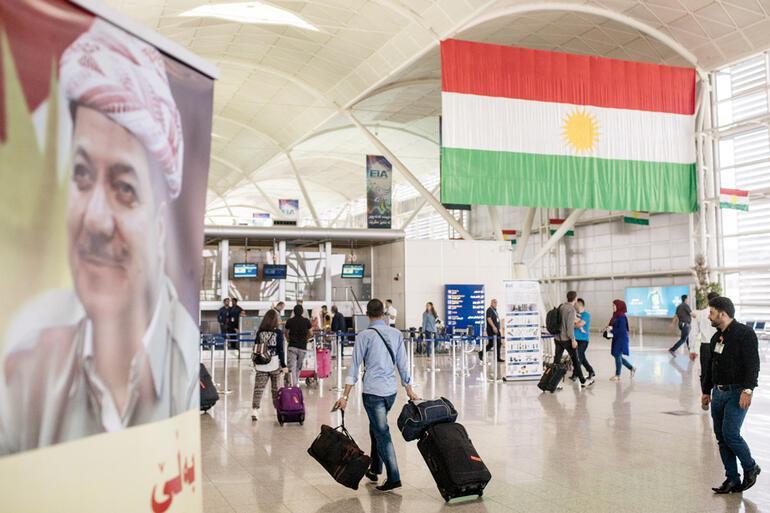 Irak'tan Erbil'e: 'Savaş mı istiyorsunuz'