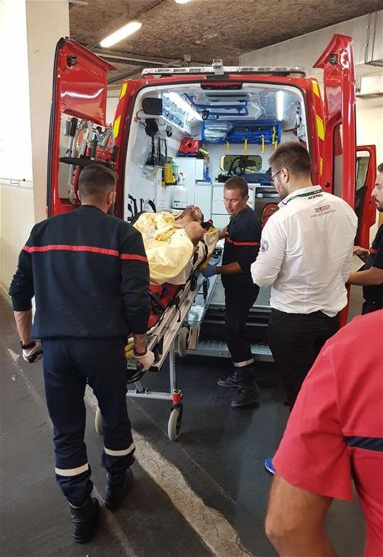 Kenan Sofuoğlu kaza geçirdi Hastaneye kaldırıldı...